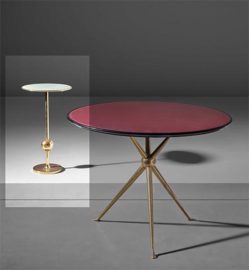 Osvaldo Borsani-Side Table-1941