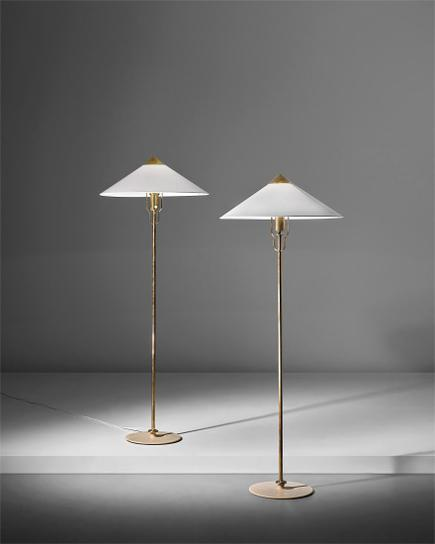 Paavo Tynell - Pair Of Standard Lamps, Model No. 5762-1946