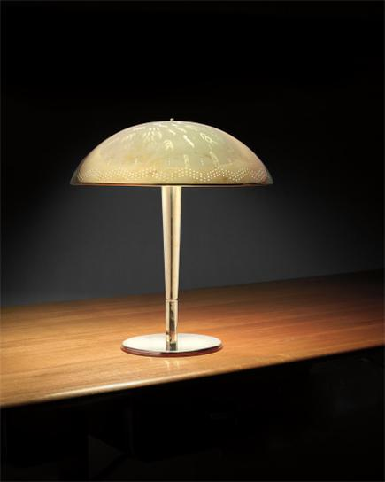 Paavo Tynell - Early Table Lamp, Model No. 5061-1940