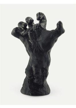 Auguste Rodin-Main Crispee Droite, Agrandissement Dite Aussi Grand Modele-1898
