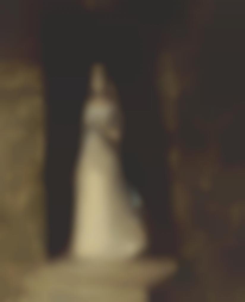 Odilon Redon-La Princesse Blanche-