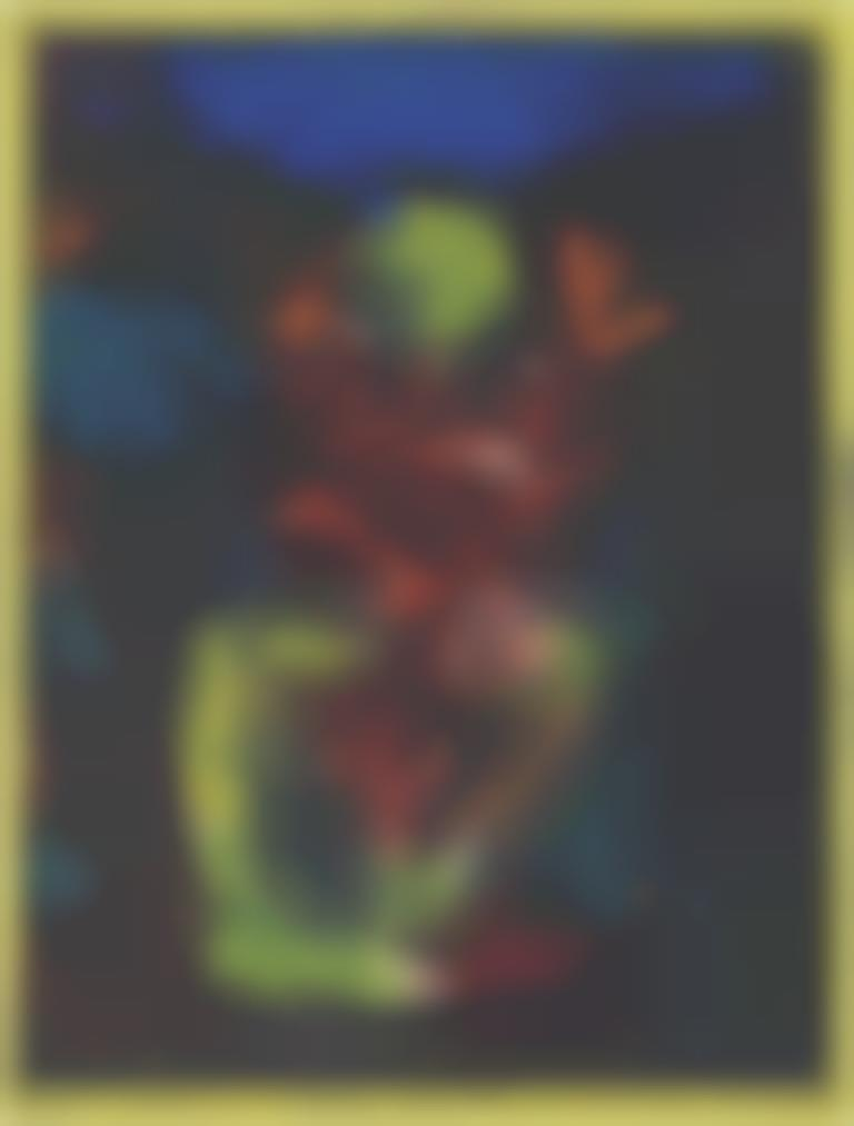Paul Klee-Figurine Die Alte-1927