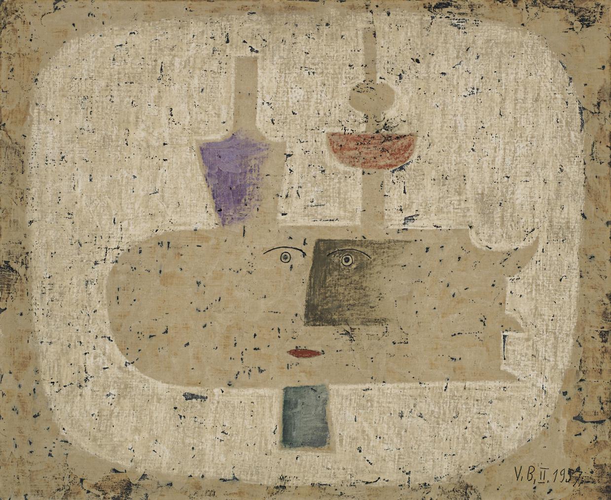 Victor Brauner-Divinite Domestique-1957