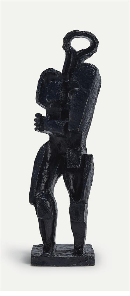 Ossip Zadkine-Femme Inconnue-1965