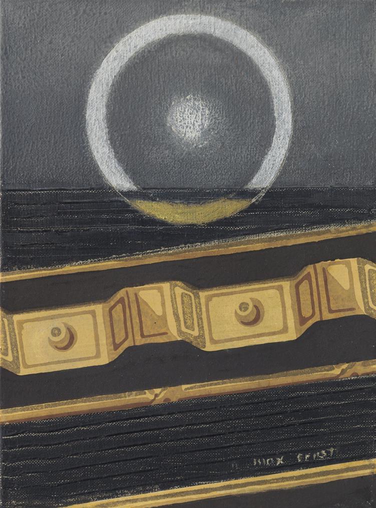 Max Ernst-Mer Et Soleil-1962
