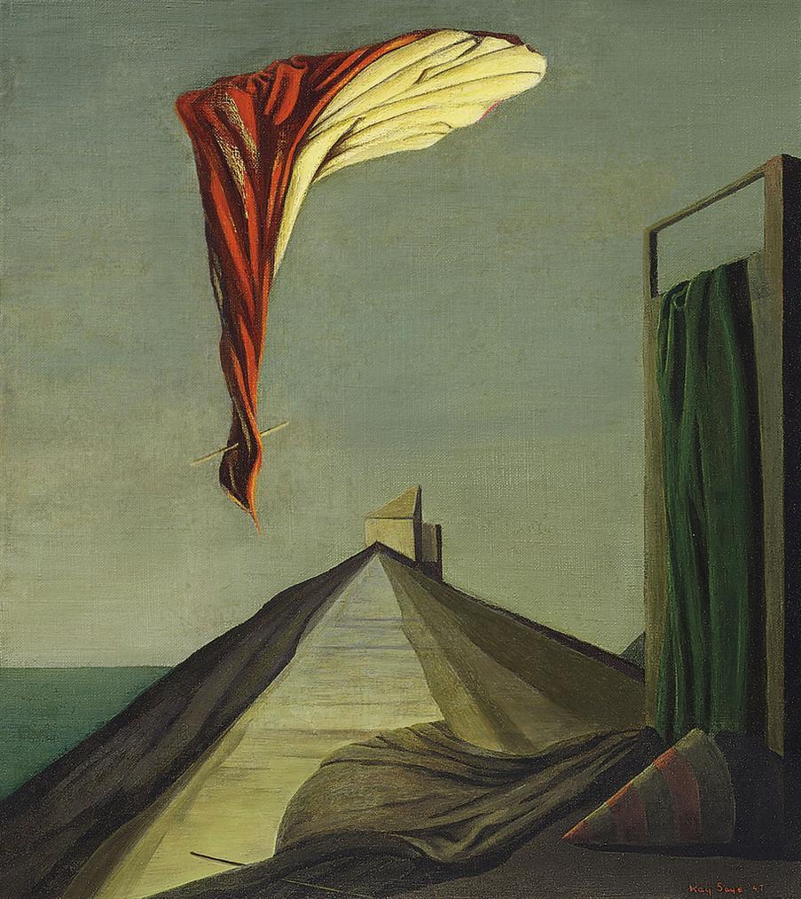 Kay Sage - Festa-1947