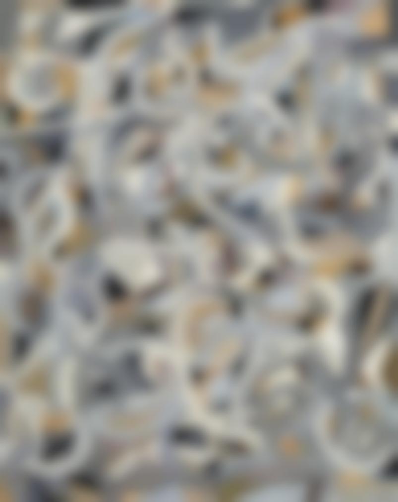 Tamara de Lempicka-Composition Abstraite Aux Tourbillons-1955