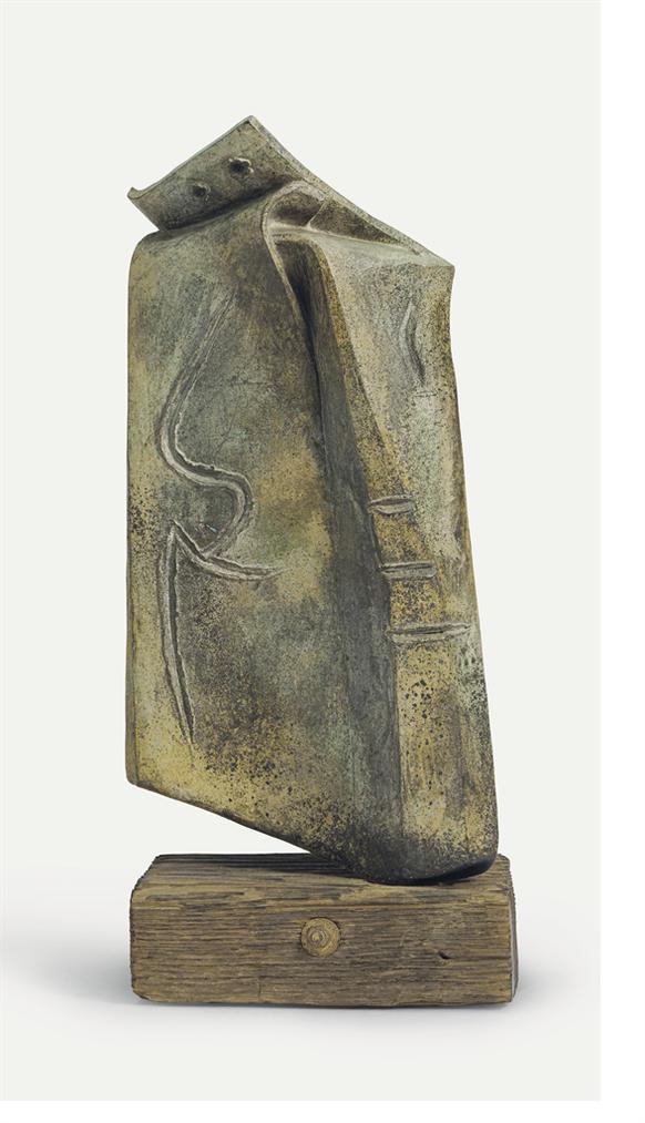 Joan Miro-Projet Pour Un Monument-1981
