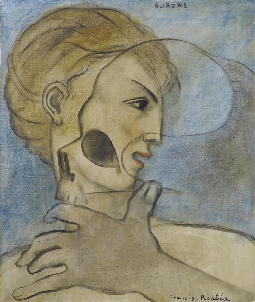 Francis Picabia-Aurore-1930