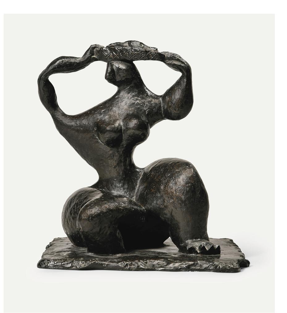 Henri Laurens-La Corbeille-1939