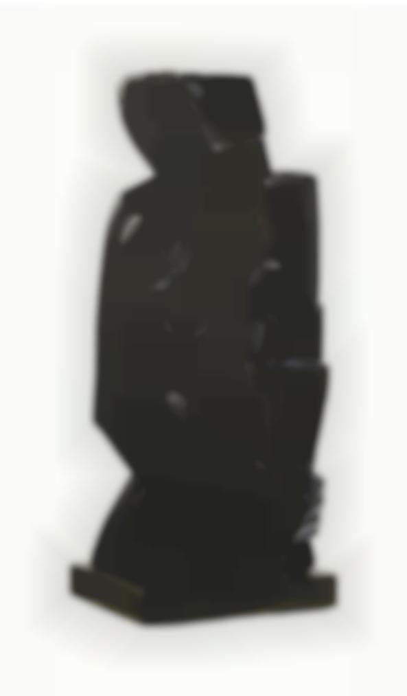 Ossip Zadkine-Femme A Leventail-1923