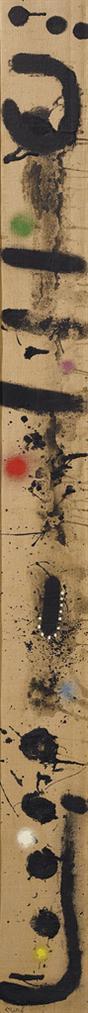 Joan Miro-Triptique II/III-1963