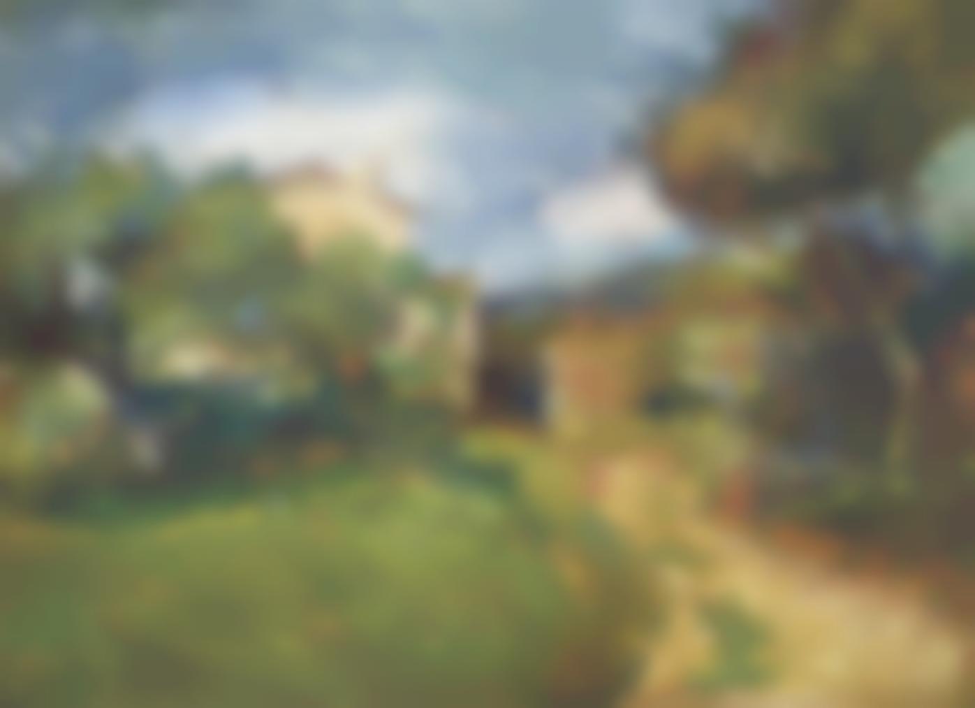 Henri Matisse-Petit Paysage Corse-1898