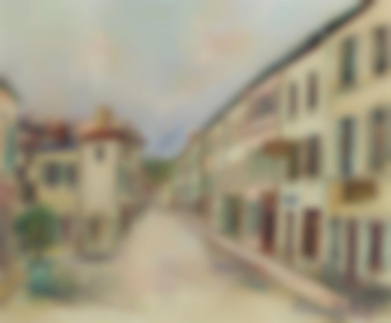 Maurice Utrillo-Anse (Rhone)-