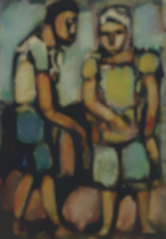 Georges Rouault-Paysans-1937