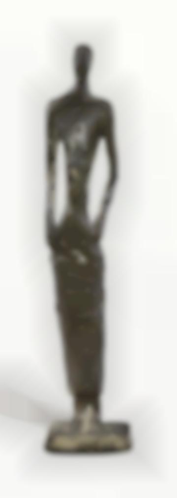Henry Moore-Standing Figure No. 3-1952