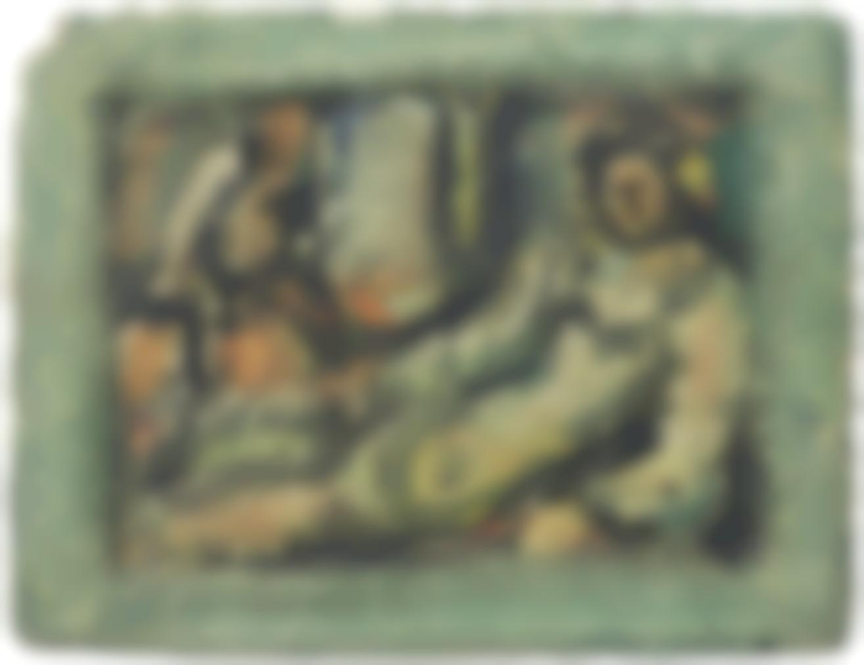 Georges Rouault-Passion-1948