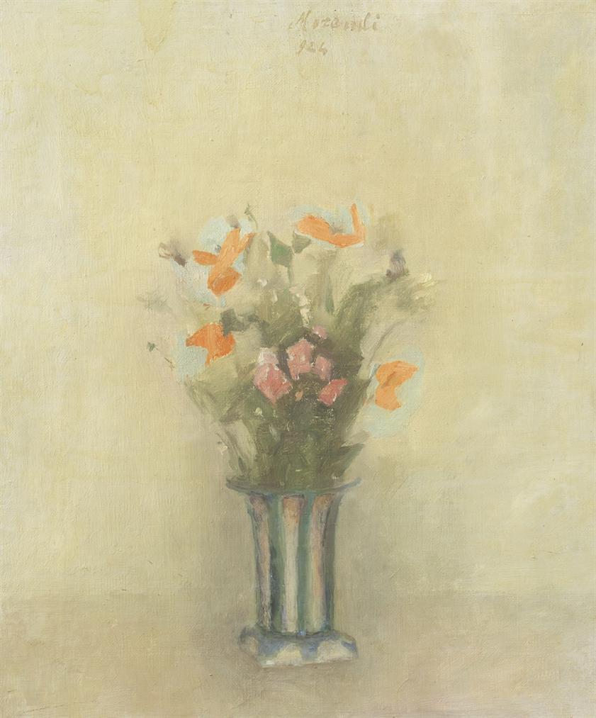 Giorgio Morandi-Fiori-1924