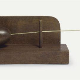 Man Ray-Domesticated Egg-1944
