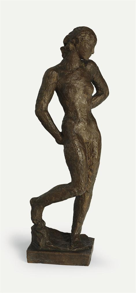 Georg Kolbe-Statuette-1925