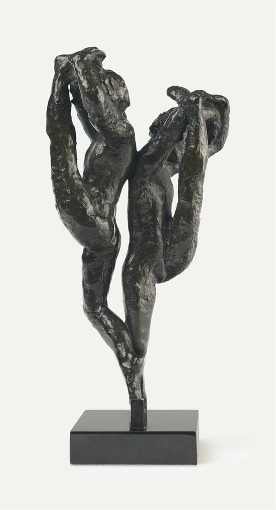 Auguste Rodin-Pas De Deux, Etude Type G-1911