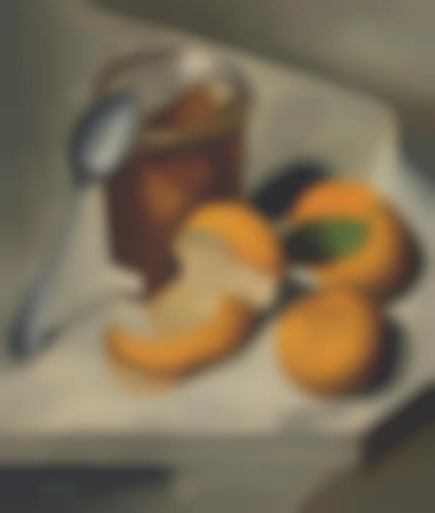 Tamara de Lempicka-Nature Morte Aux Mandarines-1925