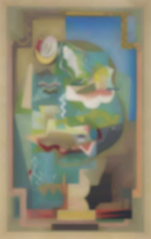 Louis Marcoussis-La Table-1927