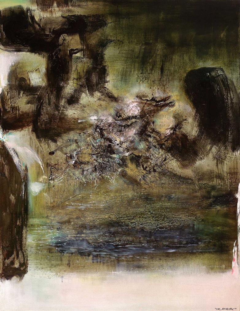 Zao Wou-Ki-10.05.76-1976