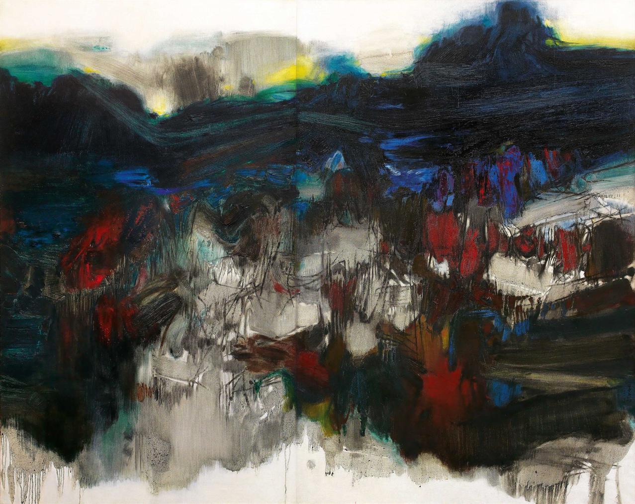 Chu Teh Chun - Untitled-1963