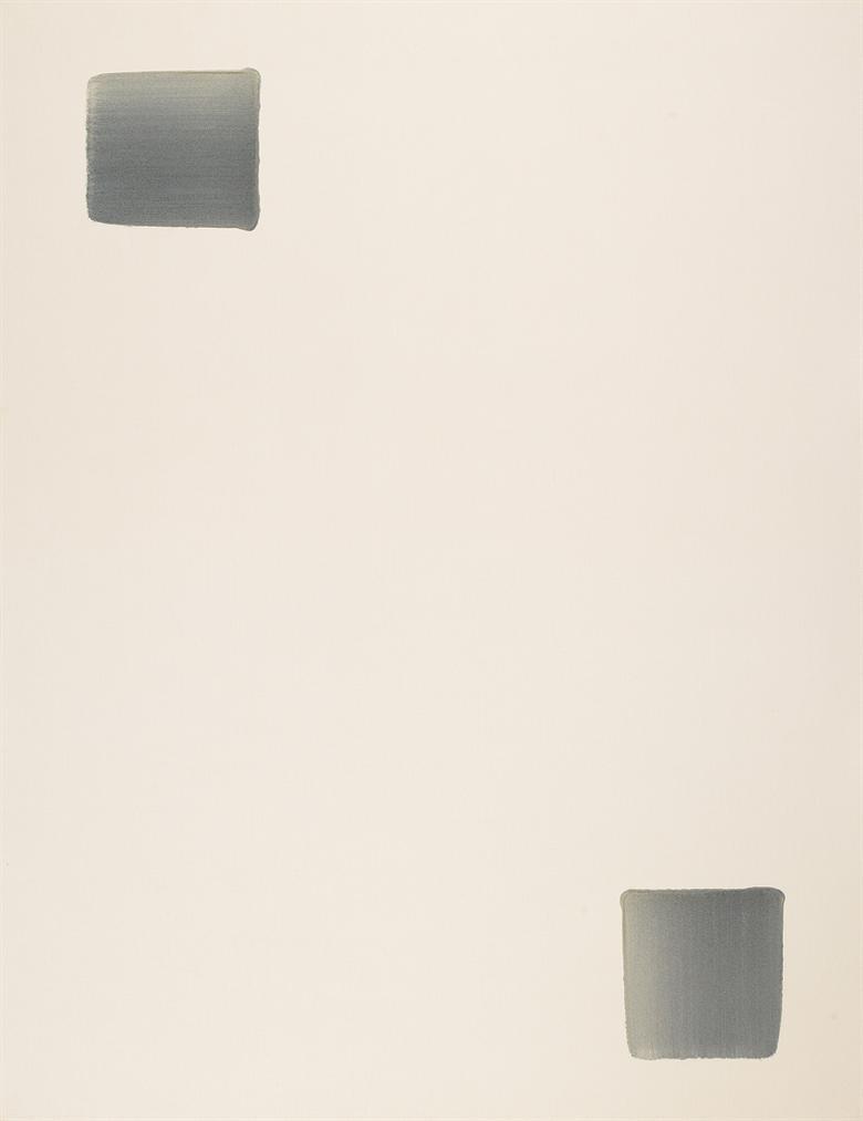Lee Ufan-Correspondance-1999