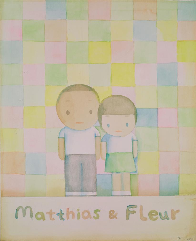 Liu Ye-Matthias & Fleur-2010