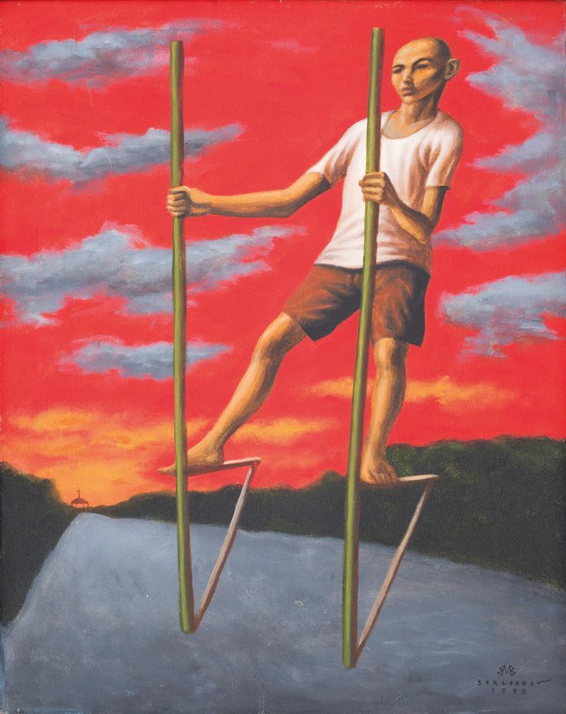 Elmer Borlongan - Kadang Kadang-1995