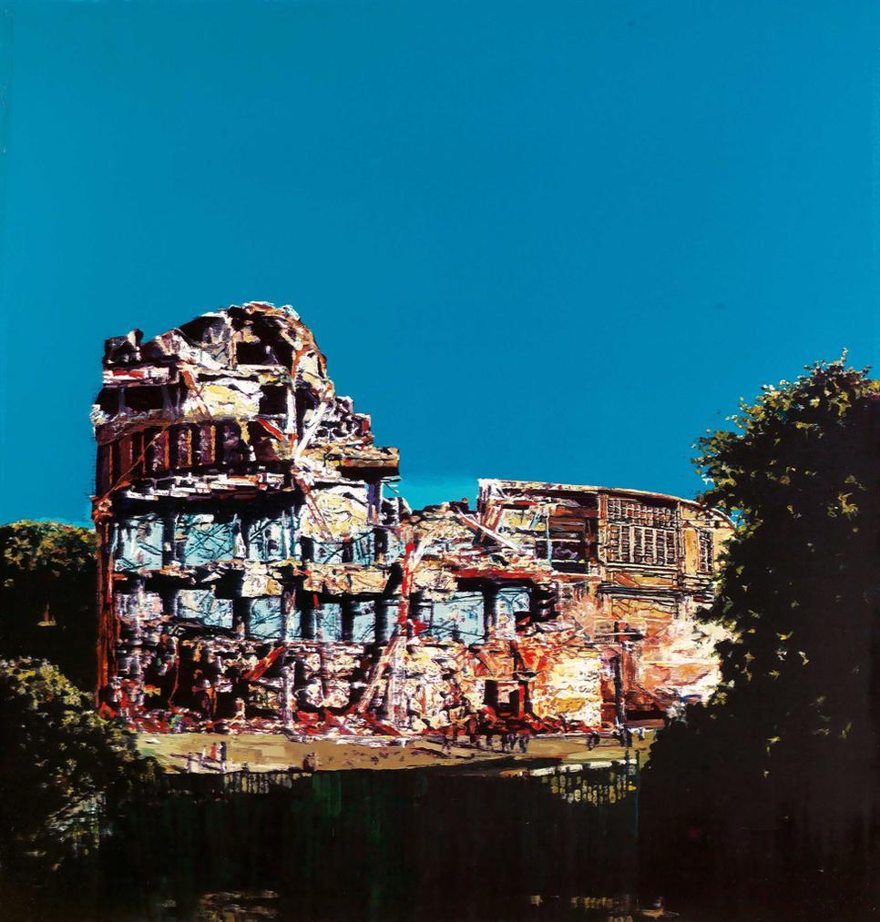 Yuan Yuan-Untitled (Colosseum)-2009