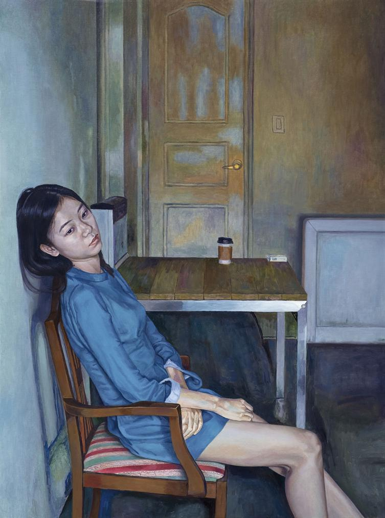 Suh Dong-Wook - Afternoon-Living Room-J.E.-2015
