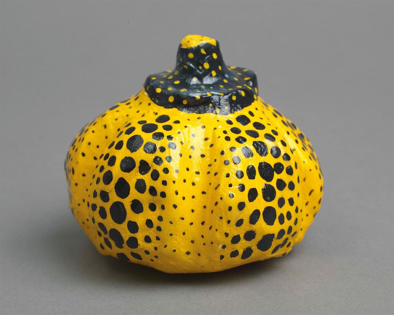 Yayoi Kusama-Pumpkin-1984
