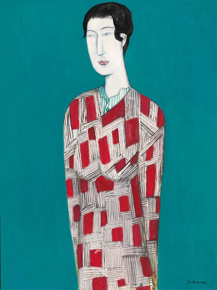 Qiu Yacai-Fashionable Designer-1999