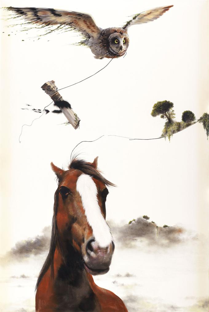 Kim Nam-Pyo - Instant Landscape-2008