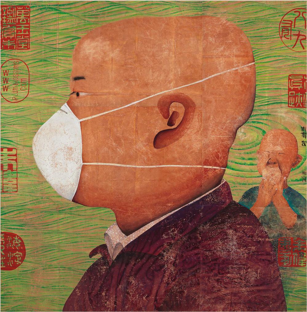 Zhu Wei - Festival No. 31-2003