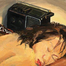 Liu Xiaodong-Sleeping And Insomnia Series No. 28-1996