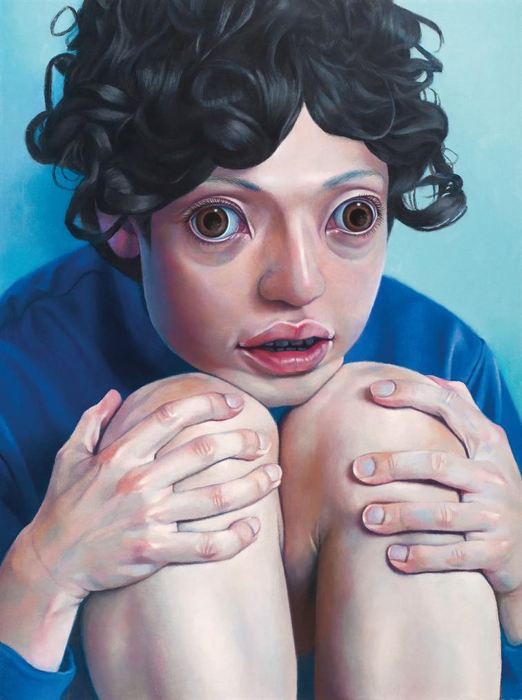 Korehiko Hino - Blue Cloth-2008