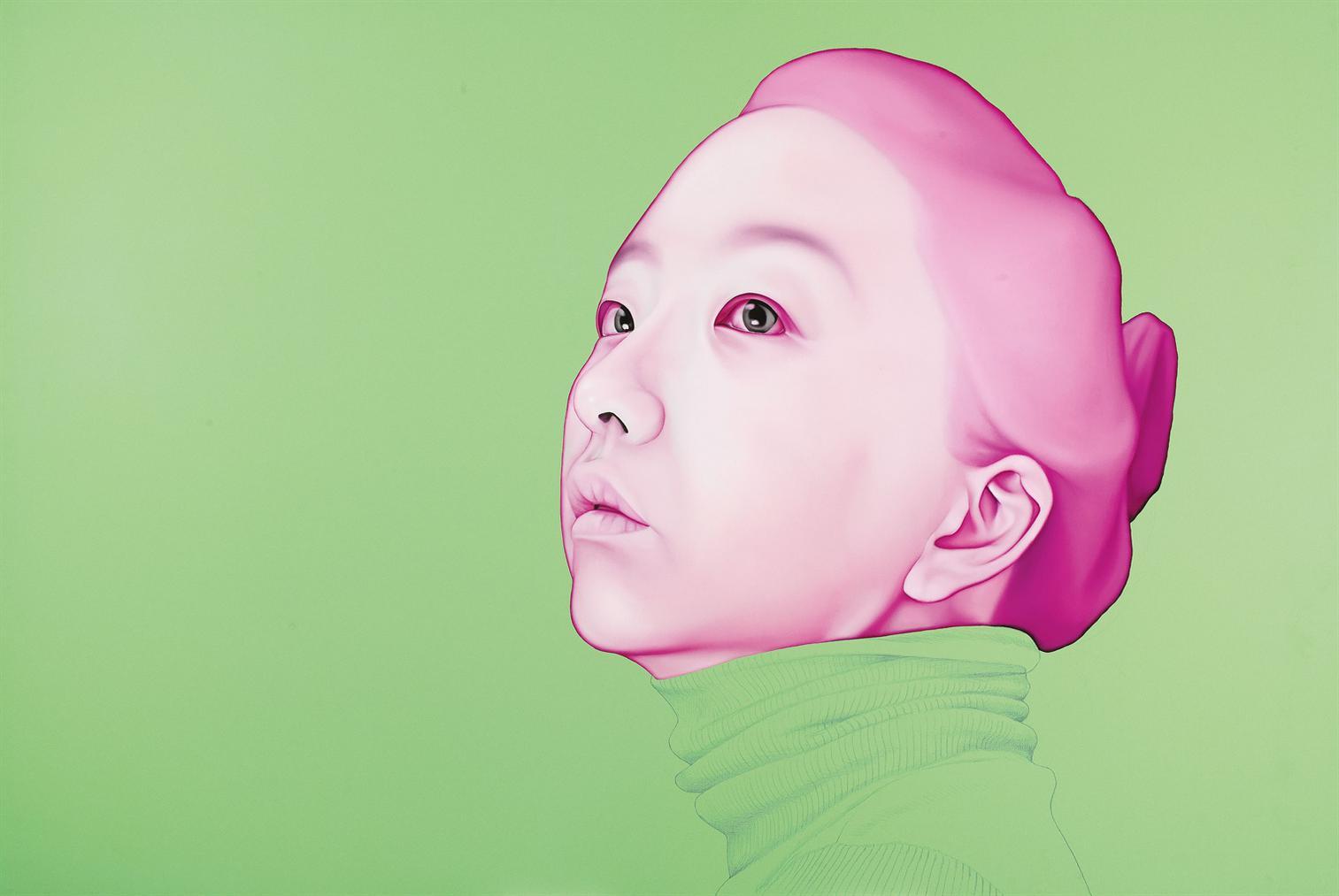 Kim Sungsoo - Melancholy-2008