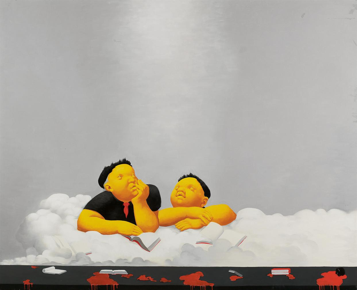 Guan Yong-Once Upon A Time-2006