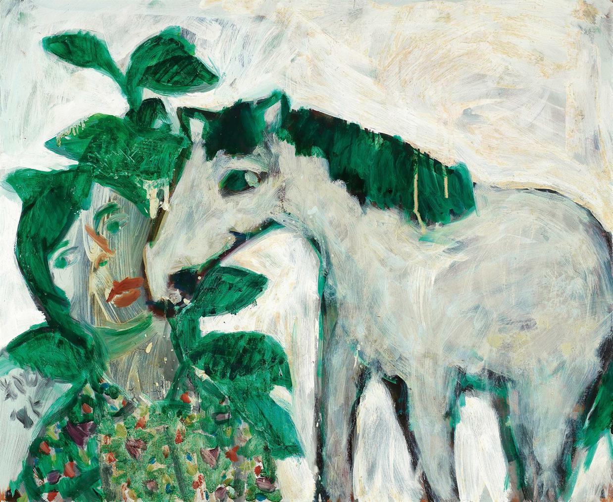 Zheng Zaidong - I am with a pony-1985
