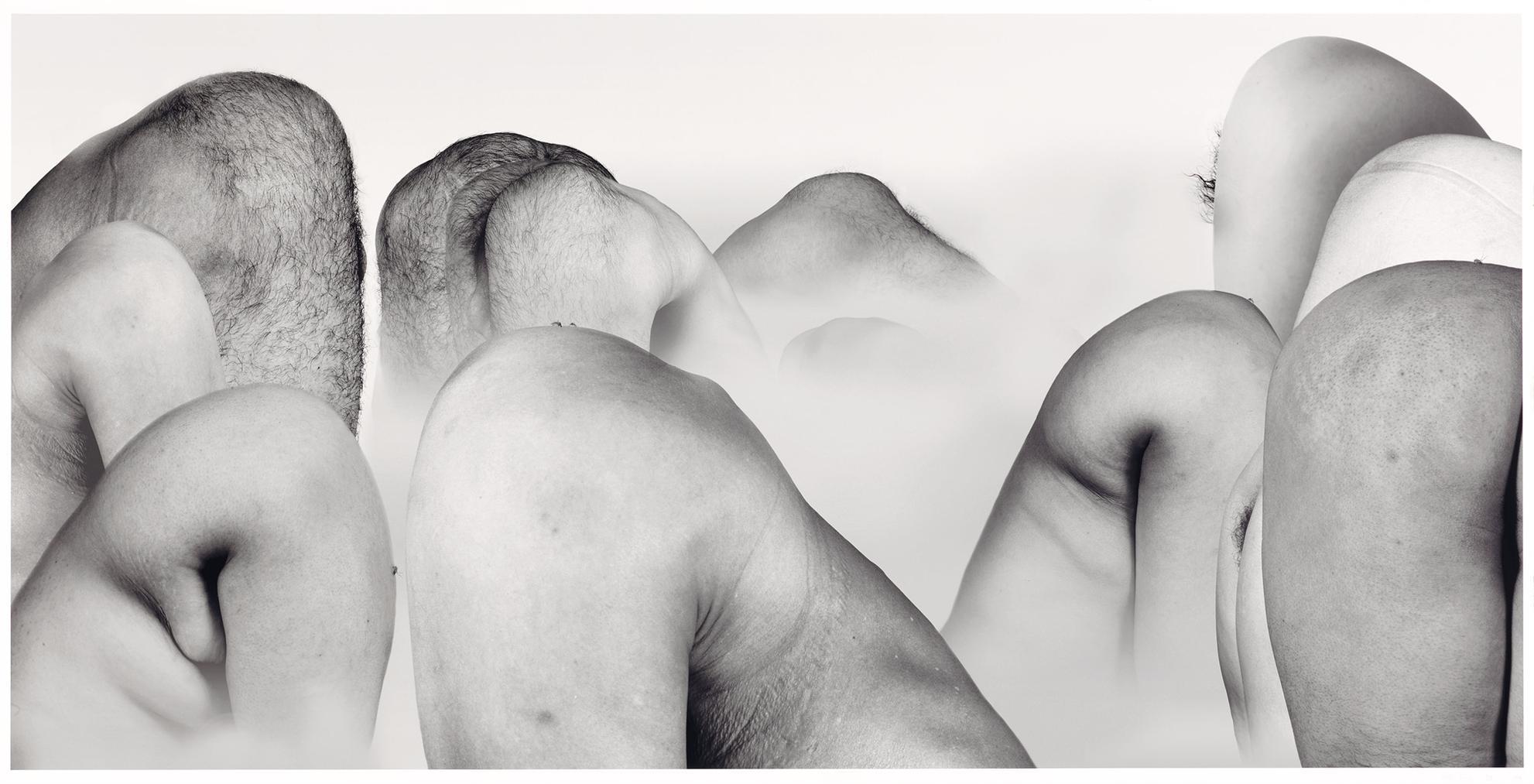 Liu Wei-Landscape Series-2004