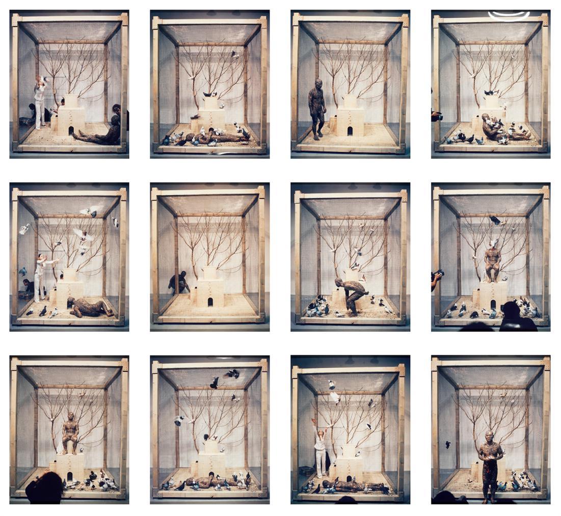 Zhang Wei - Burger seeds-2002