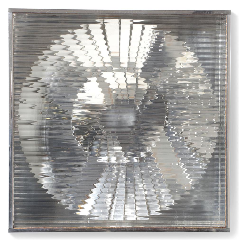 Heinz Mack-Kleine Sonne No II (Small Sun II)-1964
