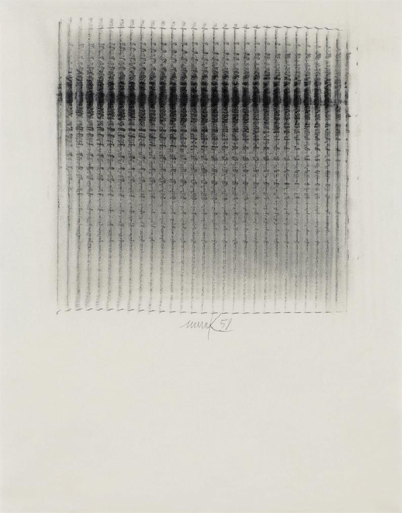Heinz Mack-Untitled-1958