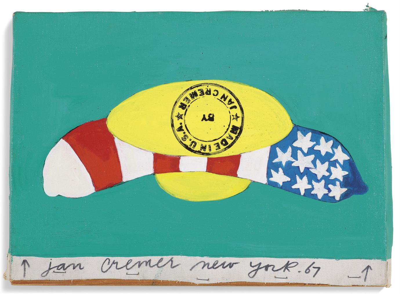 Jan Cremer-Hot Dog Usa #8-1967