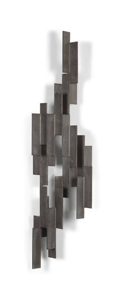 Andre Volten-Constructie Van Zeven Gelijke Elementen (Construction Of Seven Equal Elements)-1962