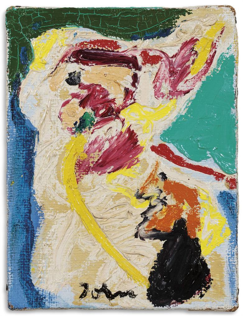 Asger Jorn-Untitled-1969
